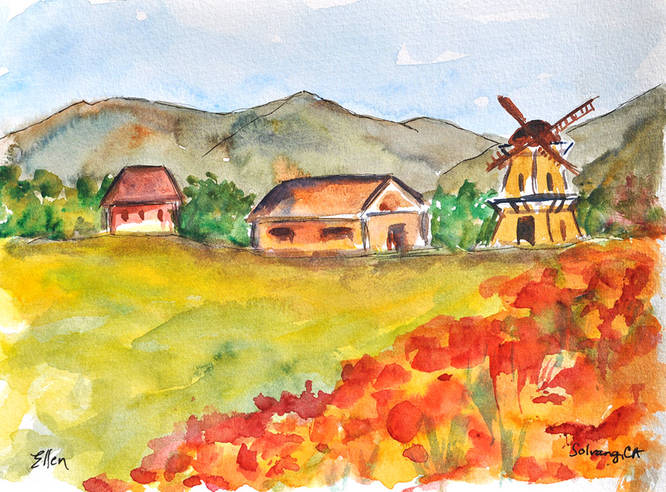 Watercolor Fourteen