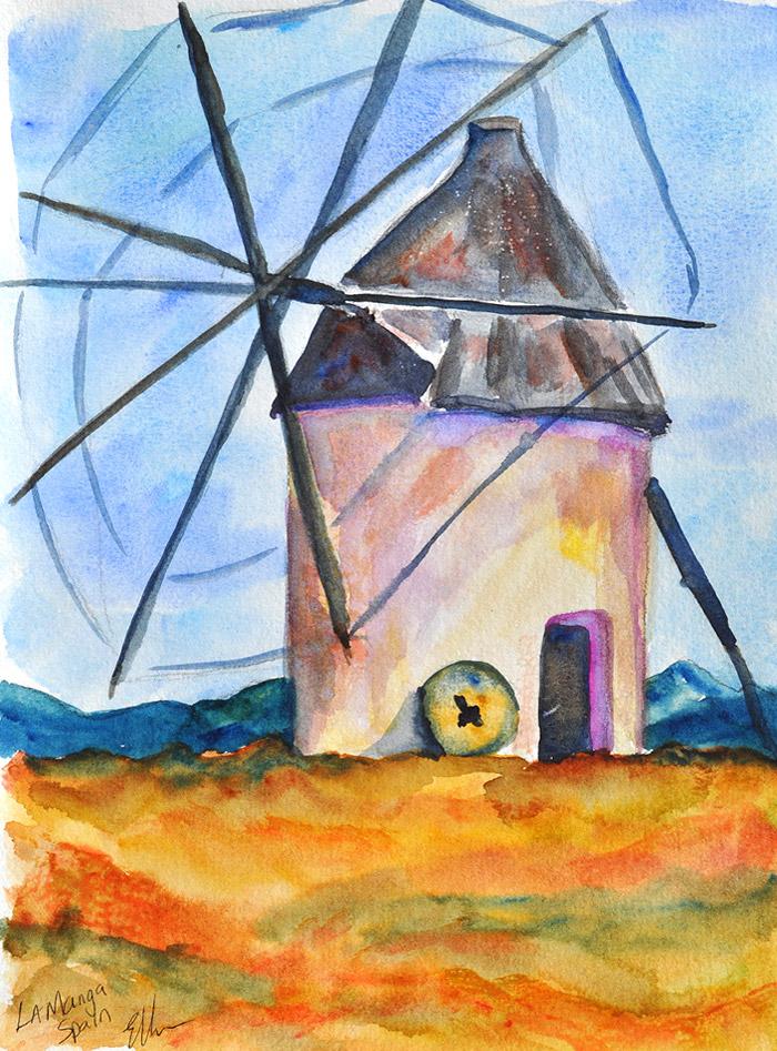Watercolor Twenty One
