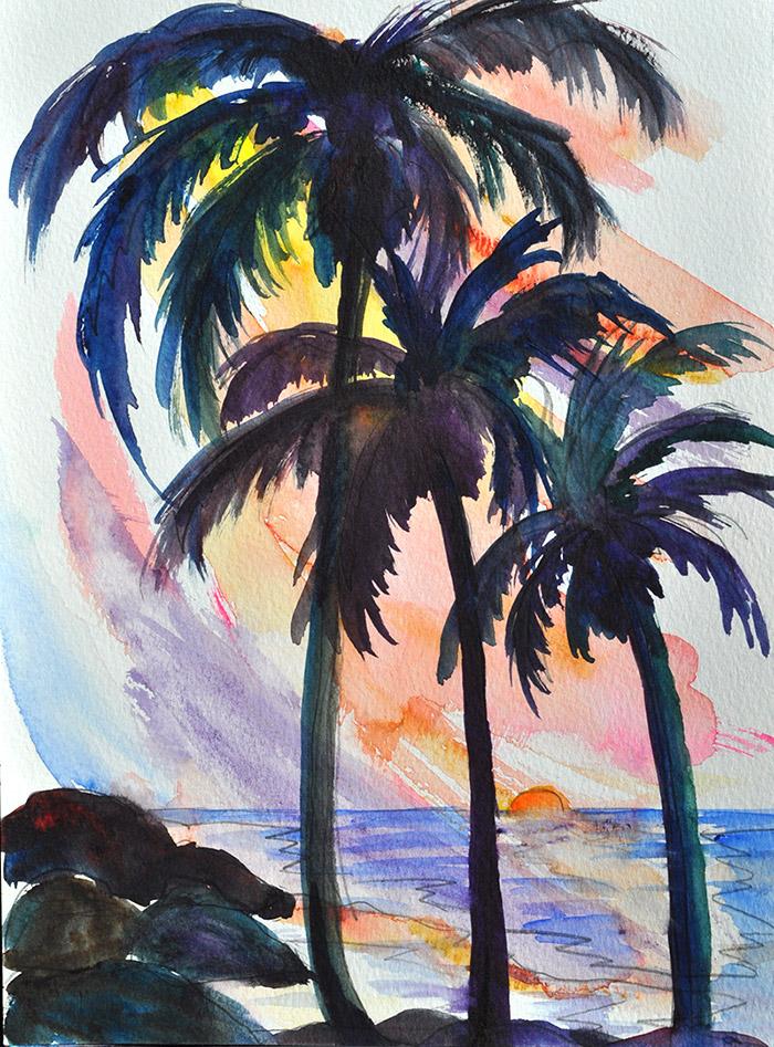 Watercolor Twenty Four